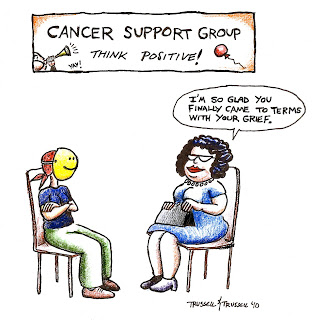 fighting cancer with help from cartoons