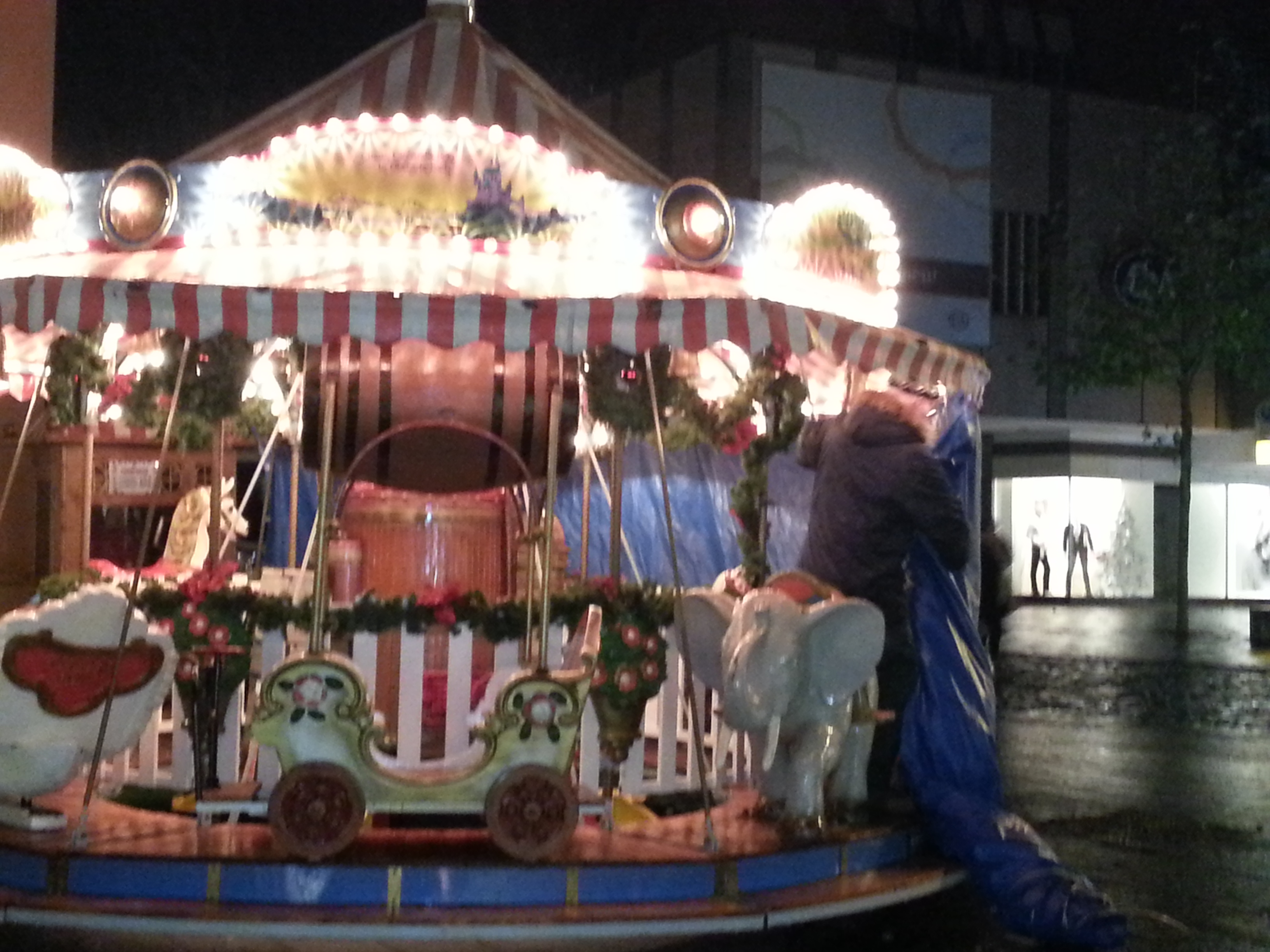 Kenny De Meirleir Christmasmarket